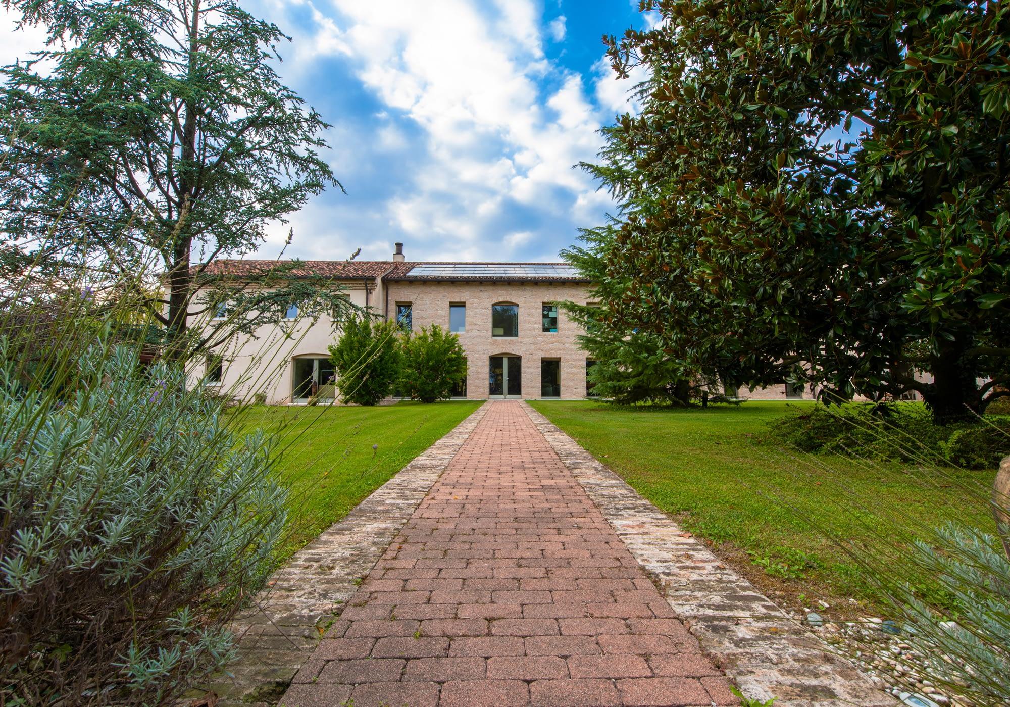Villa Lion esterno