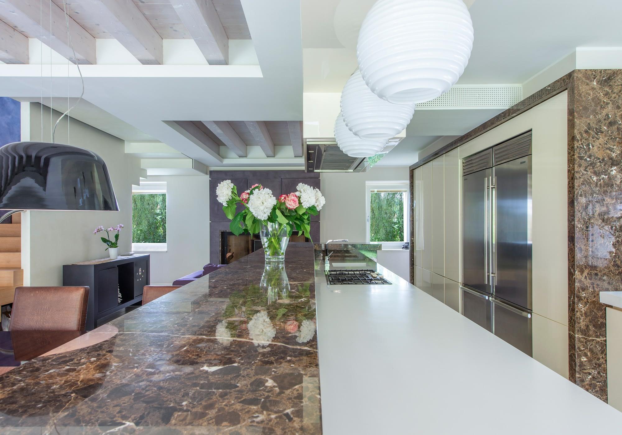 Villa Lion cucina